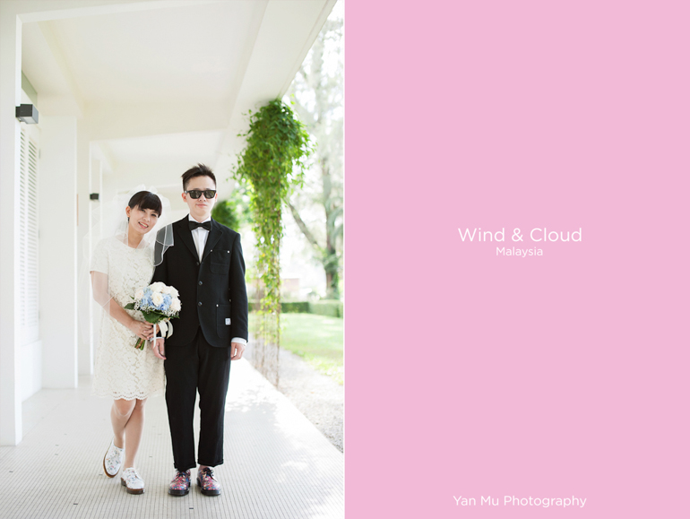 [海外婚禮] Wind & Cloud | Malaysia 。Lone Pine Hotel