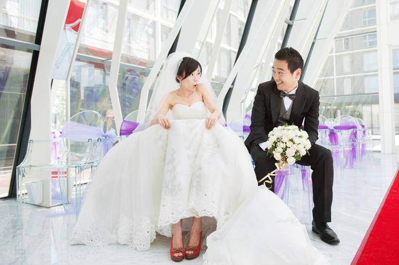 [婚攝] Takamichi & Natsumi | 新竹。芙洛麗