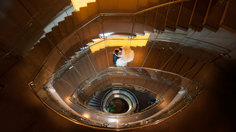[婚攝] Dennis & Megan | 台北 。遠企  (遠企香格里拉飯店)