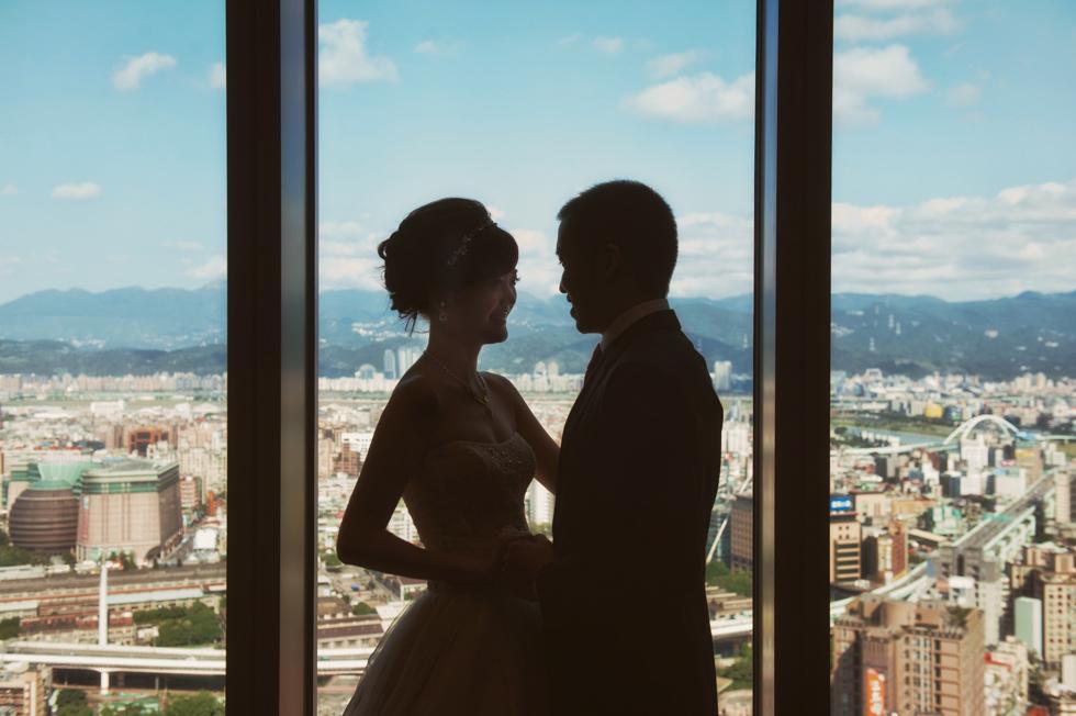 [婚攝] Johnny & Vanessa | 台北 。W Hotel