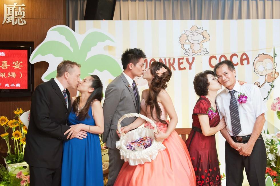 [婚禮主題] 婚禮合照