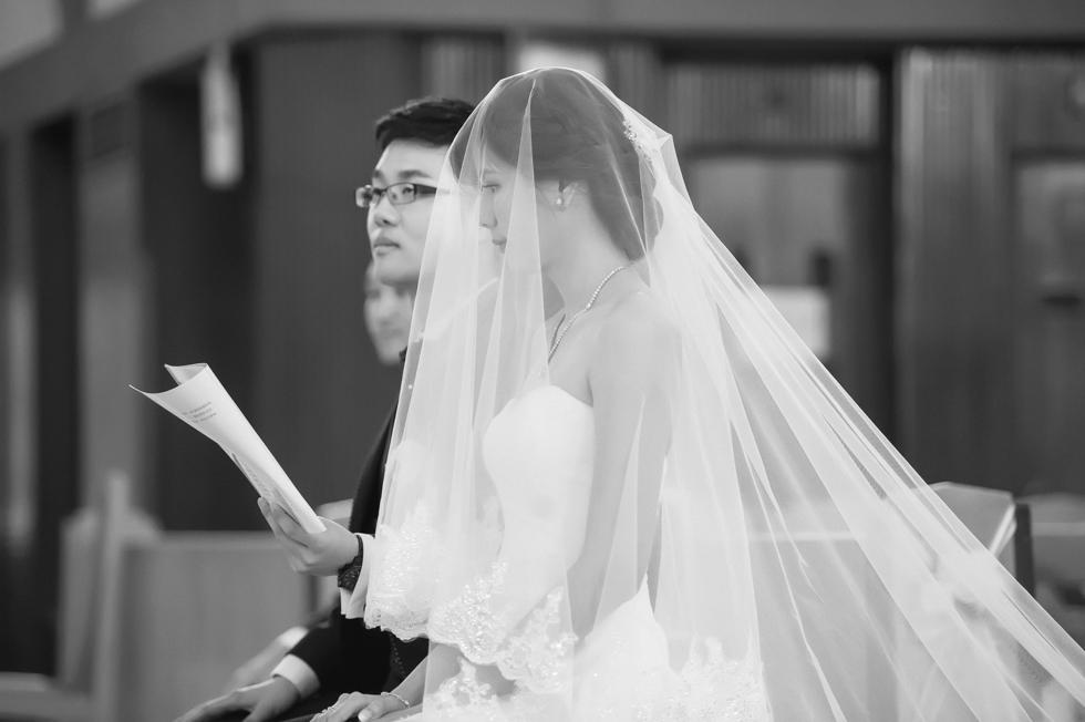[婚攝] Neil&Terry | 台北聖家堂。遠企 (教堂婚禮)