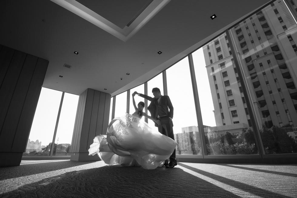 [婚攝] Hsien&Tobey | 台中。日月千禧