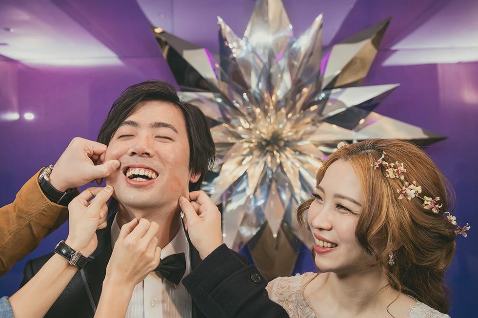 [婚攝] Ray&Linchpin | 台北。W Hotel