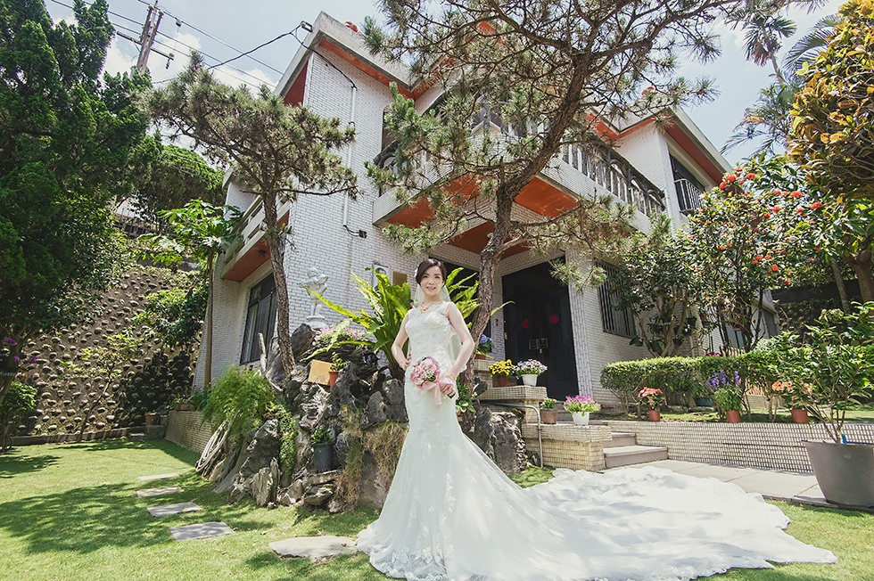 [婚攝] Bill&Anita | 台北。大倉久和大飯店