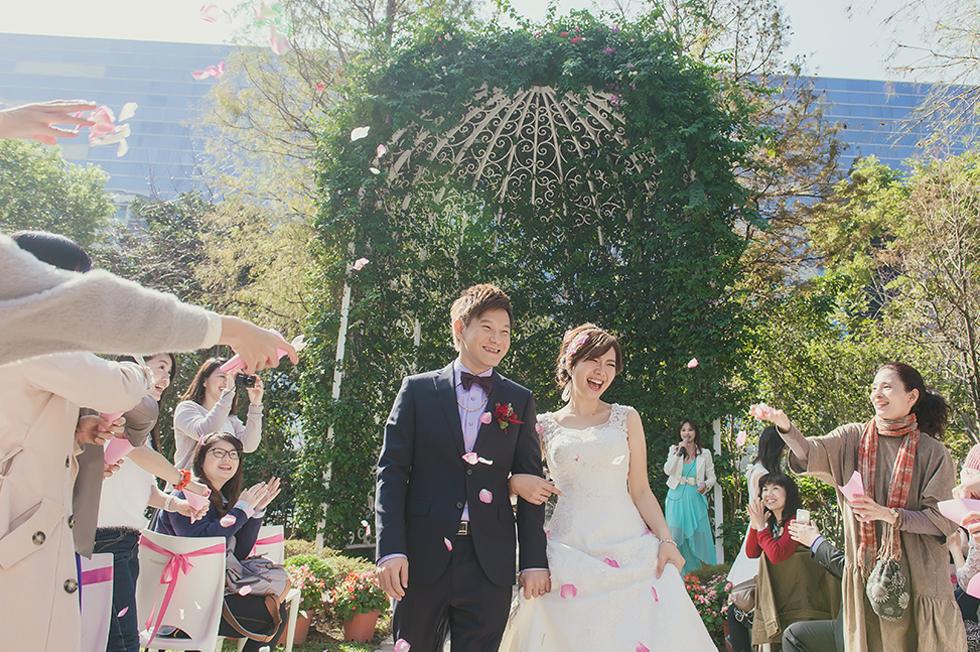 [婚攝] 廣憲&婉君 | 台中。中僑花園飯店 l Wedding Garden