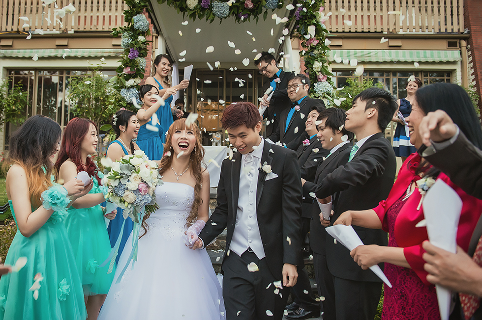 [婚攝] Nick&Thuy | Melbourne (墨爾本)。Wattle Park Chalet