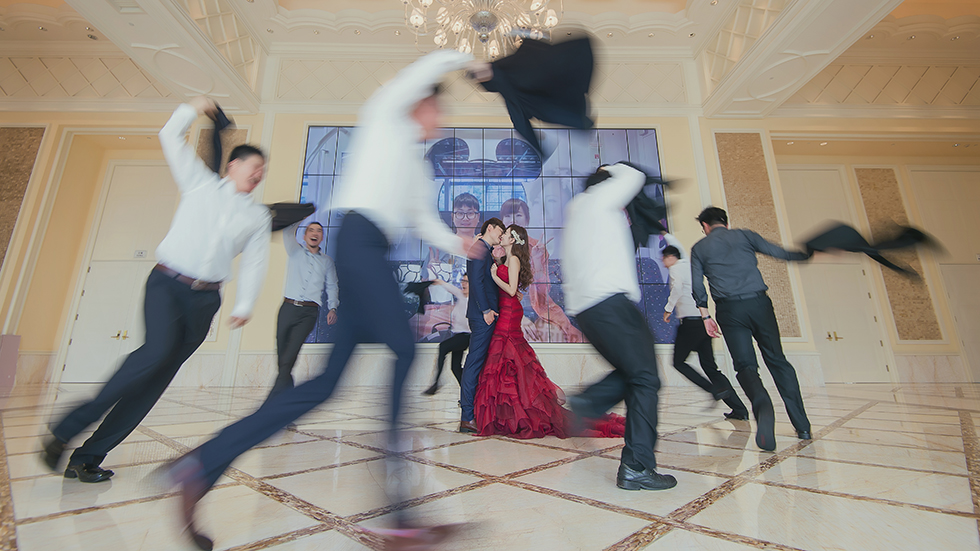 [婚攝] Dora&Leo | 台中。林酒店 | The Lin