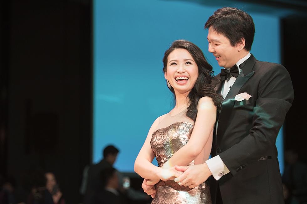 [婚攝] Patrick & Carol  | 台北。寒舍艾麗