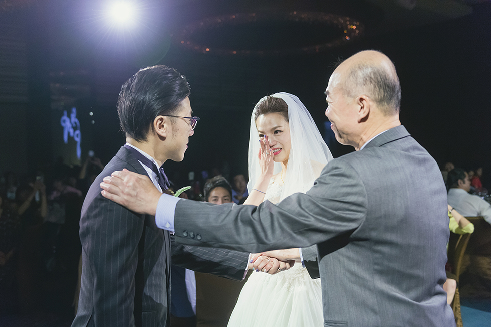 [婚攝] A&A | 台北。國賓飯店