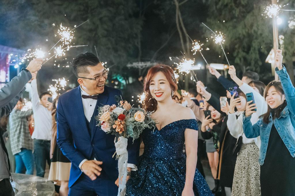 [婚攝] Y&J | 台中。心之芳庭 (小南法婚禮)