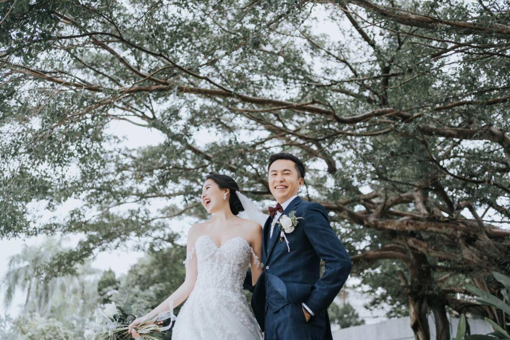 [婚攝] W&A | 台北。淡水嘉廬